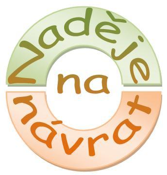 logo projektu - Nadeje na navrat