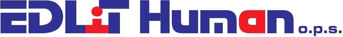 logo společnosti EDLiT Human